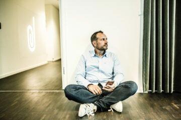 Regnskabsprogrammet Dineros stifter og direktør Martin Thorborg har netop landet to cifret million overskud.