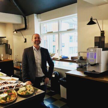 Anders Balch Berthelsen er programchef,og er selv iværksætter og har mere end 10 års erfaring indenfor kommunikation og marketing.