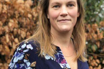 Julie Askholm Wonsild, 36 år, er ejer af Askholm Kommunikation.