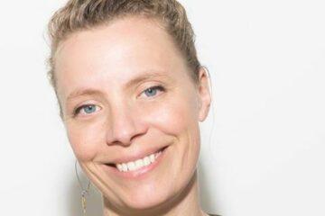 Marie Astrup er 38 år og ejer af OP&NED.