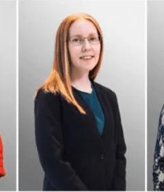 Modtagere af L'Oréal-UNESCO For Women in Science prisen 2019