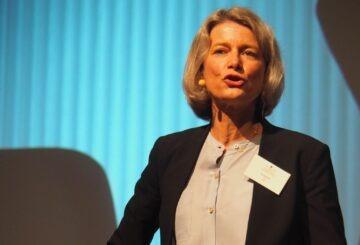 Eva Berneke, CEO hos KMD og professionelt bestyrelsesmedlem. Foto: Trine Askholm