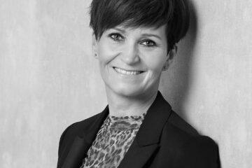 Adm. Direktør Gitte Kirkegaard.
