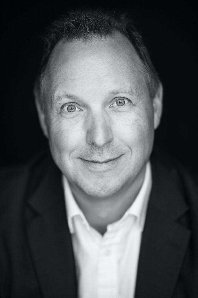 Niklas Hall, CEO hos Acumex, foto: Helle Moos