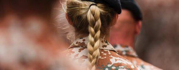 At der hverken er mænd eller kvinder i Forsvaret men kun soldater, er et udsagn, der går igen og igen. Men er det sandt? Og er det overhovedet målet? Foto: Simon Bruun Fals, Udlånt af Kvindelige veteraner
