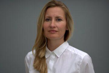 Pia Olivarius - ny direktør for Risiko og Compliance i Alm. Brand. Hun kommer fra Codan og bliver ansvarlig for afdelingen, der dækker compliance, it-sikkerhed, operationel risiko og kapitalstyring. Foto: Pressefoto