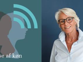 Birgitte Possing, professor emerita i historie og antropologi, giver os her det historiske perspektiv, gennem en snak om udviklingen over tid. Foto: Laura Stamer