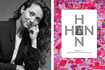 """Innovator Q's læsere får 25% rabat på Cecilie Nørgaards nye bog """"Han Hun Hen - opdrag til ligestilling og mangforldighed"""". Foto: Sascha Oda"""