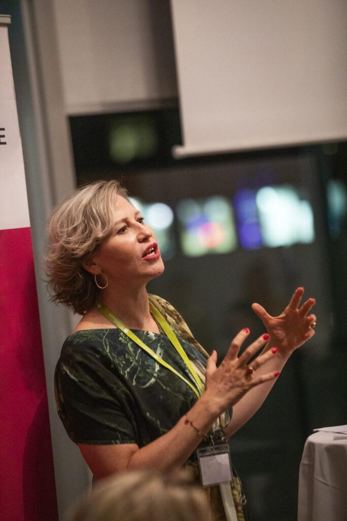 Inspiration - Emilia van Hauen, Kultursociolog, foredragsholder, bestyrelsesmedlem og forfatter. Foto: Lars Schmidt / schmidtaps.com