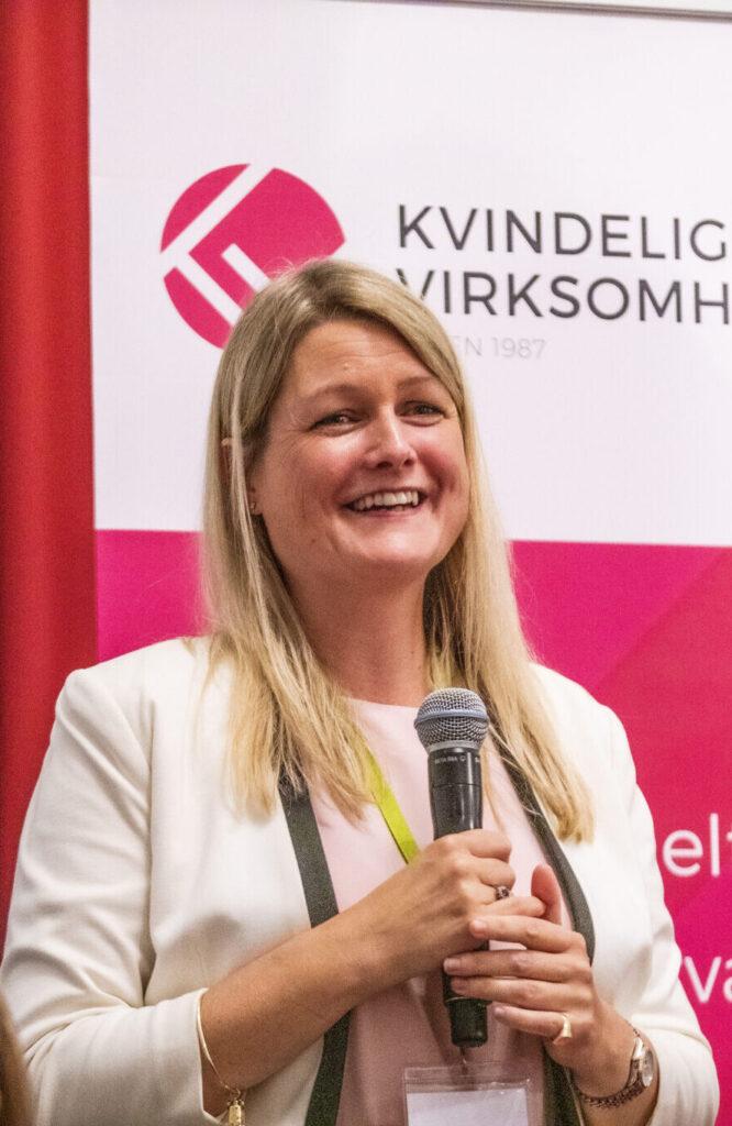 Inspiration - Benedicte Engel, ejer og grundlægger af Kvindernes Bilmagasin Foto: Lars Schmidt / schmidtaps.com
