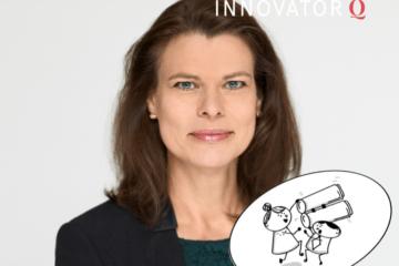 """Anne Bisbjerg Lee, , Head of HR, Communication & CSR i LB Forsikring, har modtaget stafetten om diversitet og talenter. Spørgsmålet handler om kvoter. """"Jeg mener ikke, at måltal i sig selv rykker, medmindre de bliver fulgt op af konsekvens."""" svarer hun blandt andet."""