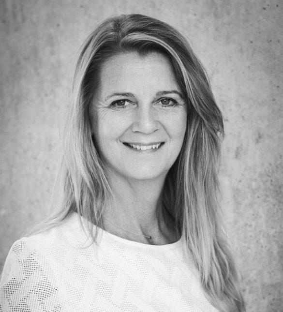 Bente Damgaard har et utal af bestyrelsesposter blandt andet formandsposten hos SKALA Arkitekter. Foto: Anne Kring.