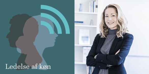 Christina Ottsen er gæst i denne podcast, hvor samtalen drejer sig om bias. Foto: Morten Skytte