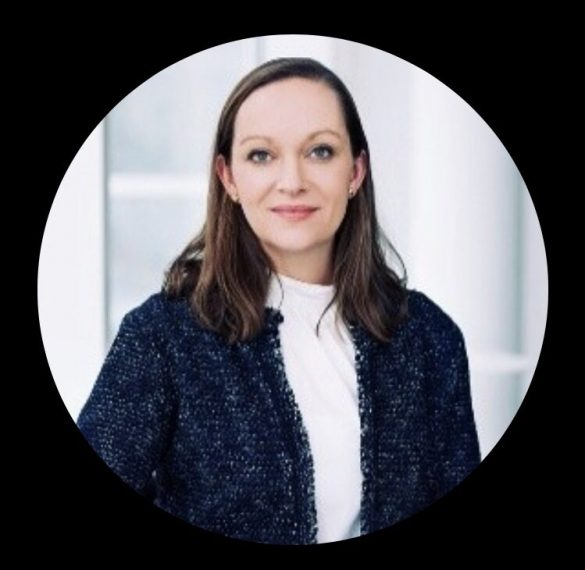 41 årige Emilie Wedell-Wedellsborg  er netop udpeget som afdelingsdirektør hos TDC Group med ansvar for bæredygtighed. Foto: Presse