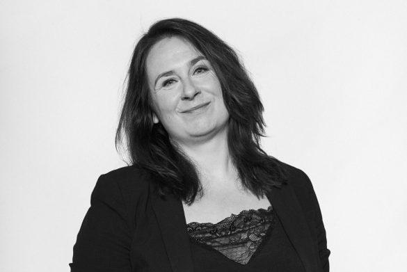Klummeskribent og Co-founder af GoGetty, Helene Aagaard.