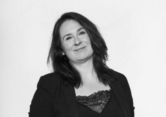 Co-founder hos GoGetty, Helene Aagaard.