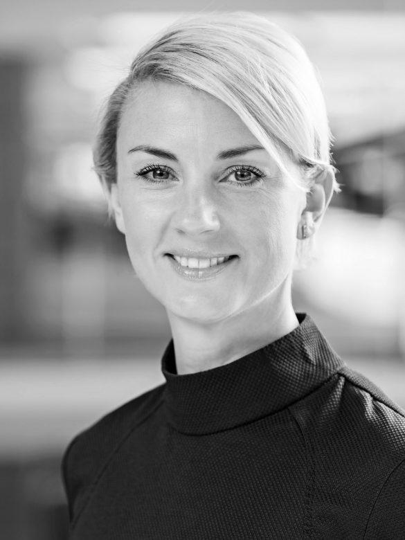 Den 1. januar 2021 hedder den nye salgs- og marketingdirektør for Danmarks største internetboghandel Maria Gry Henriksen. Foto: Pressefoto/Saxo