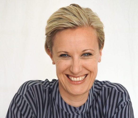 Johanne Stryhn bor i København med sin mand og to børn. Foto: Privat