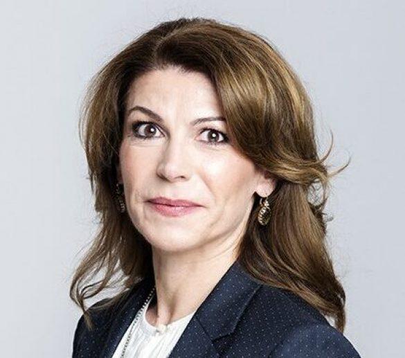 Karina Goos indtræder i bestyrelsen hos Frisenvang IVS. Foto: pressefoto.