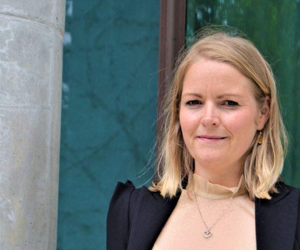 Lisbeth Odgaard Madsen er forunder af virksomheden Potential Company. Foto: Pressebilleder