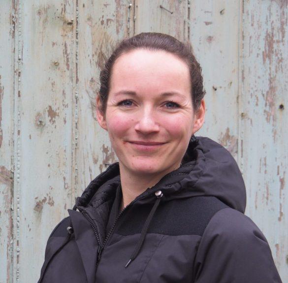 Stifter af Creating A, 39-årige Nanna Hamilton bor i Valby med sin familie. Det er her hun finder på alle sine ideer til kreativ leg. Og hun inviterer alle aldre med fra 5-100 år. Foto: Trine Askholm