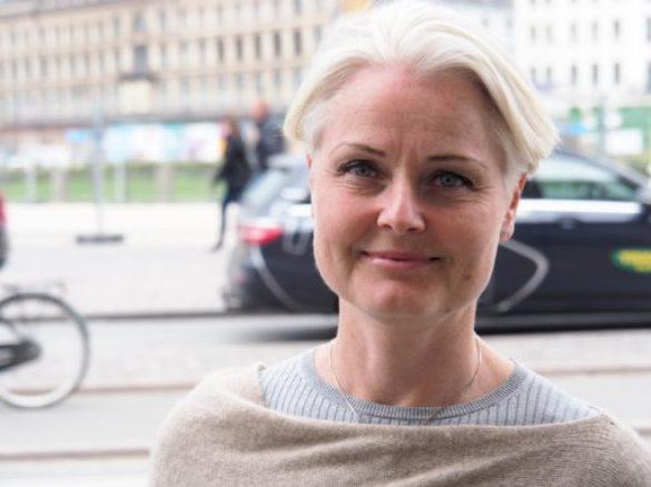 Iværksætter og rollemodel Suzanne Lauritzen Foto: Trine Askholm