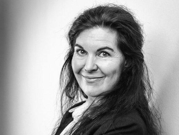 49-årig Pernille Marott udgav i 2017 bogen