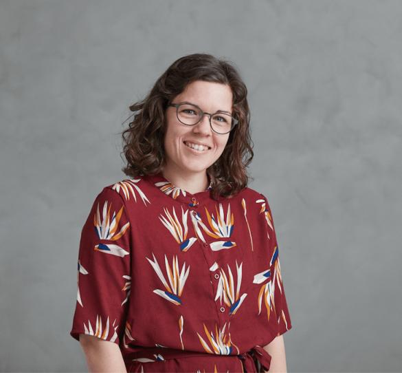 Maria Leerbeck, stifter og administrerende direktør i Forlaget Fortæl