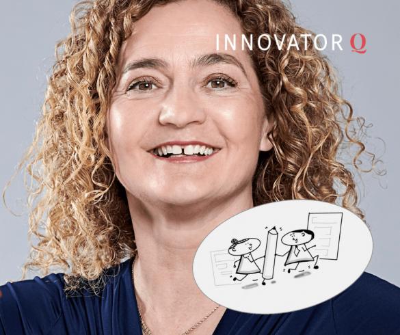 Ulla Sommerfelt, CEO for EGGS Design: