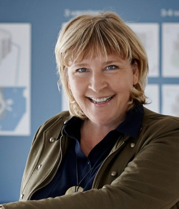 Christina Jørgensen tiltræder som adm. direktør i Freja Ejendomme 1. juni. Foto: Presse