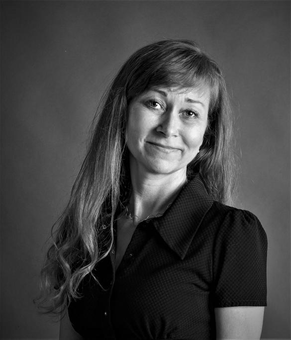 Erhvervspsykolog og psykolog Pia Frahm har også en YouTube-kanal, hvor hun udgiver meditationsøvelser. Foto: Pressefoto