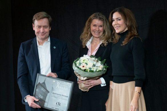 Årets Women's Board Award er veloverstået. Ikke overraskende var der mere østrogen repræsenteres blandt deltagerne, end hvad der er typisk, når toppen af dansk erhvervsliv mødes. Nu var det mændene, der var i undertal. Faktisk var kun tre deltagere ud af 10 mænd.  Foto: Pressefoto: Women's board Award